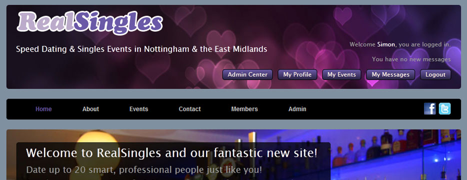 dating events east midlands
